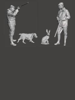 Fishermen and hunters